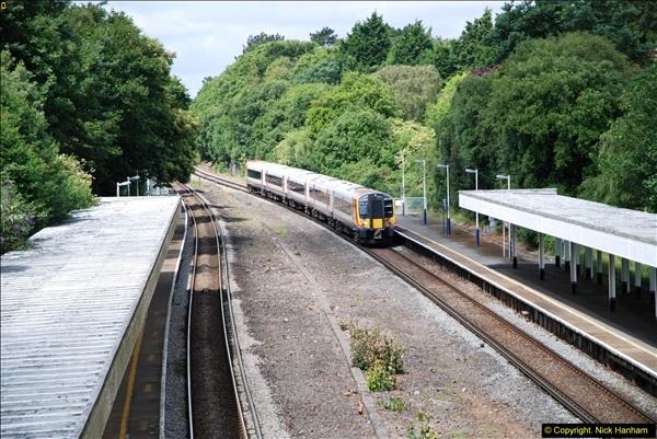 2014-07-05 Pokesdown Station, Bournemouth, Dorset.  (8)247