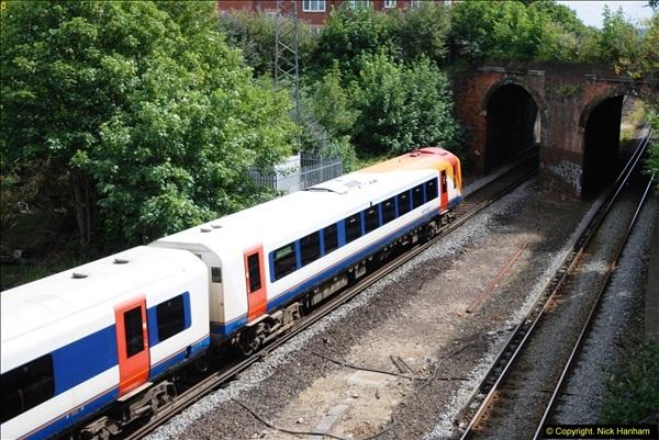 2014-07-05 Pokesdown Station, Bournemouth, Dorset.  (10)249
