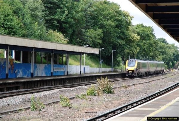 2014-07-05 Pokesdown Station, Bournemouth, Dorset.  (13)252
