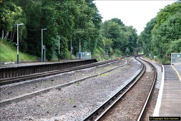 2014-07-05 Pokesdown Station, Bournemouth, Dorset.  (23)262