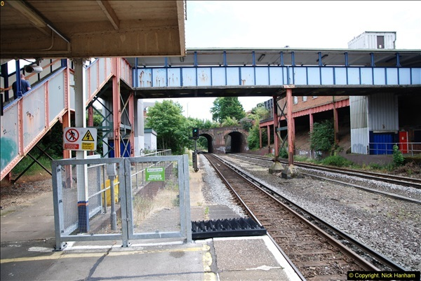 2014-07-05 Pokesdown Station, Bournemouth, Dorset.  (25)264