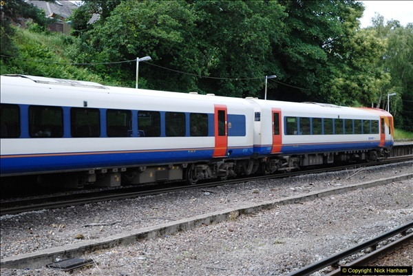 2014-07-05 Pokesdown Station, Bournemouth, Dorset.  (28)267