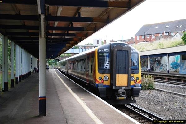 2014-07-05 Pokesdown Station, Bournemouth, Dorset.  (30)269