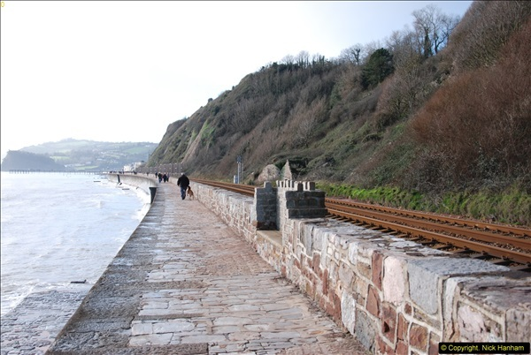 2014-01-18 Babbacombe, Torquay, Teignmouth,  & Dawlish, ALL Devon.  (21)090