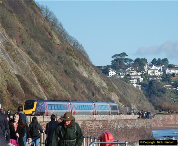 2014-01-18 Babbacombe, Torquay, Teignmouth,  & Dawlish, ALL Devon.  (25)094