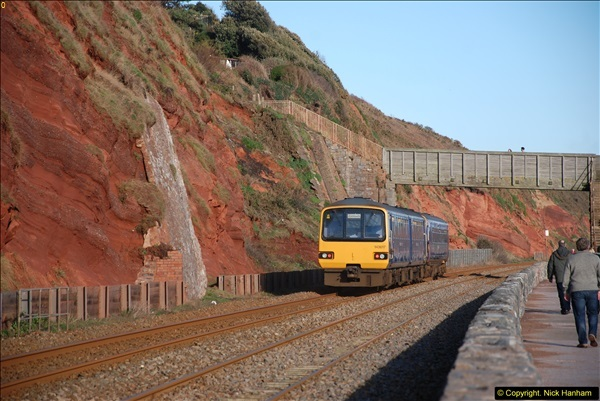2014-01-18 Babbacombe, Torquay, Teignmouth,  & Dawlish, ALL Devon.  (43)112