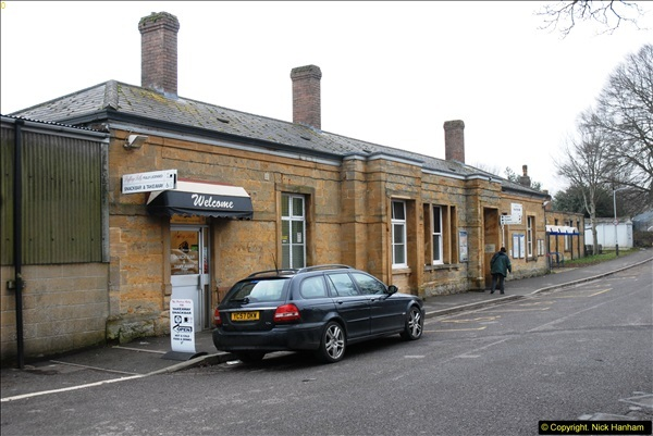 2014-01-30 Yeovil Pen Mill Station, Yeovil, Dorset.  (1)126
