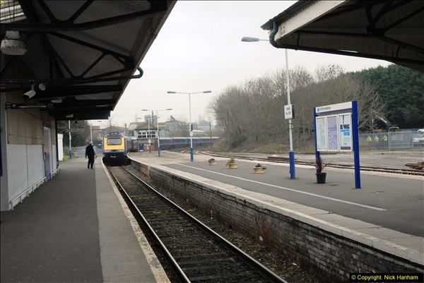 2014-01-30 Yeovil Pen Mill Station, Yeovil, Dorset.  (10)135
