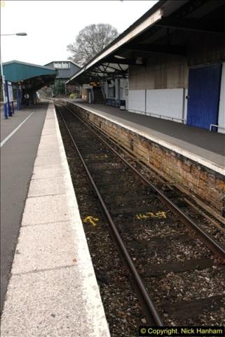 2014-01-30 Yeovil Pen Mill Station, Yeovil, Dorset.  (11)136