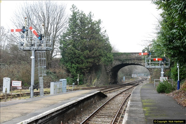 2014-01-30 Yeovil Pen Mill Station, Yeovil, Dorset.  (15)140