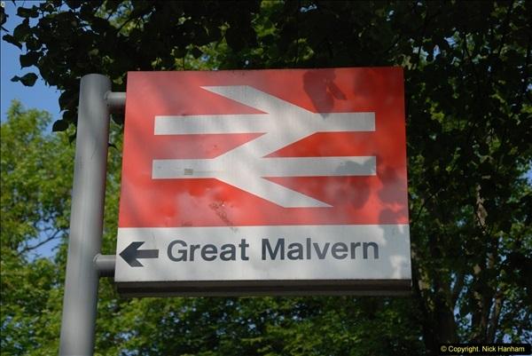 2014-07-25 Great Malvern Station, Worcestershire.  (1)187