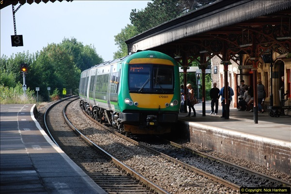 2014-07-25 Great Malvern Station, Worcestershire.  (6)192
