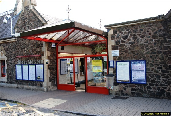 2014-07-25 Great Malvern Station, Worcestershire.  (43)229