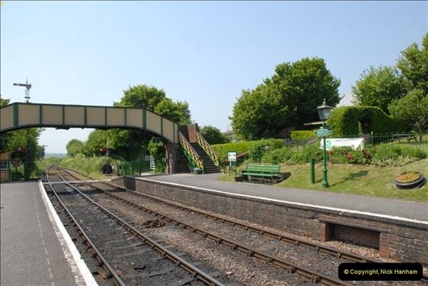 2013-06-06 Mid Hants Railway, Ropley, Hampshire.  (1)