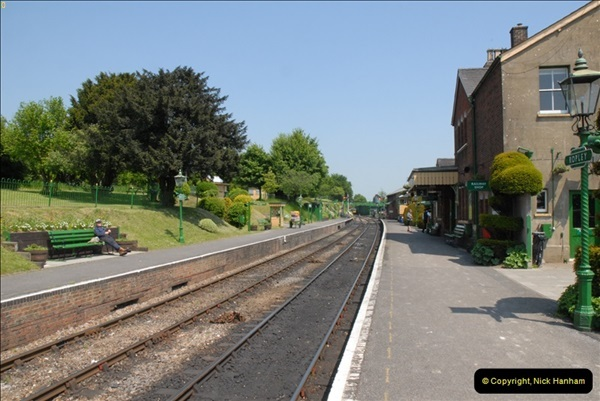 2013-06-06 Mid Hants Railway, Ropley, Hampshire.  (2)