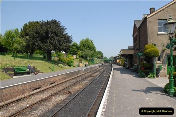 2013-06-06 Mid Hants Railway, Ropley, Hampshire.  (2)
