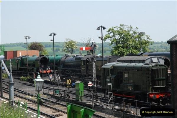 2013-06-06 Mid Hants Railway, Ropley, Hampshire.  (4)