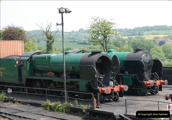 2013-06-06 Mid Hants Railway, Ropley, Hampshire.  (5)