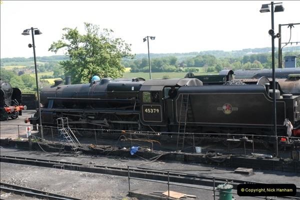 2013-06-06 Mid Hants Railway, Ropley, Hampshire.  (6)