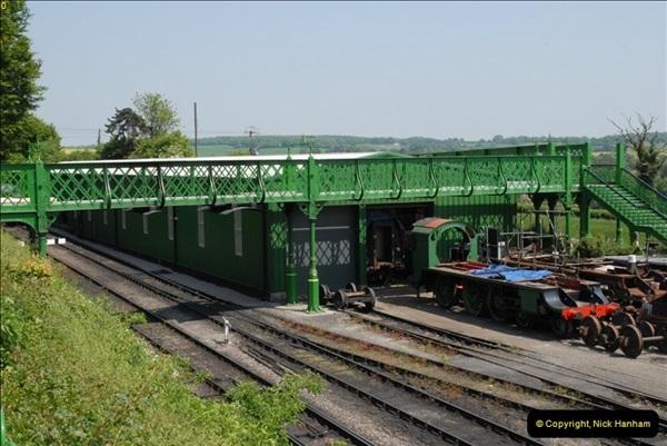 2013-06-06 Mid Hants Railway, Ropley, Hampshire.  (8)