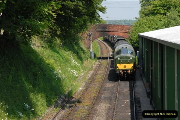 2013-06-06 Mid Hants Railway, Ropley, Hampshire.  (12)
