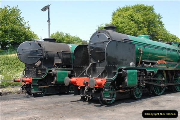 2013-06-06 Mid Hants Railway, Ropley, Hampshire.  (27)