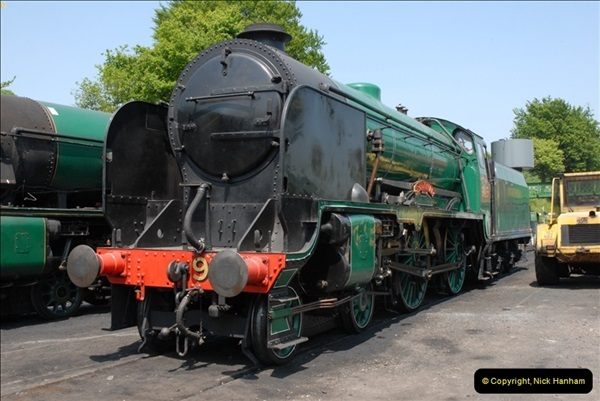 2013-06-06 Mid Hants Railway, Ropley, Hampshire.  (28)
