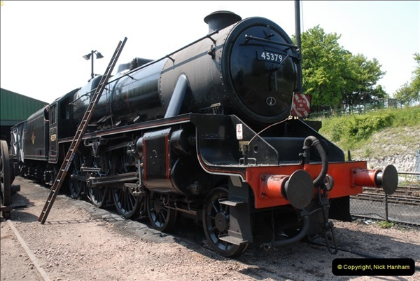 2013-06-06 Mid Hants Railway, Ropley, Hampshire.  (42)