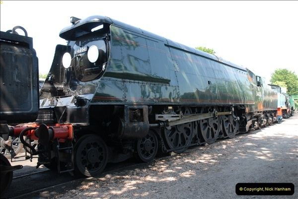 2013-06-06 Mid Hants Railway, Ropley, Hampshire.  (45)
