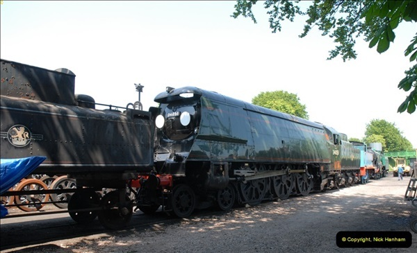 2013-06-06 Mid Hants Railway, Ropley, Hampshire.  (49)