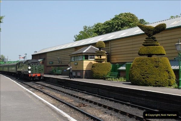 2013-06-06 Mid Hants Railway, Ropley, Hampshire.  (64)