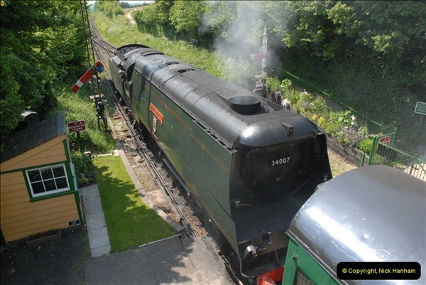 2013-06-06 Mid Hants Railway, Ropley, Hampshire.  (71)