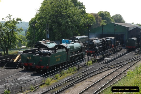 2013-06-06 Mid Hants Railway, Ropley, Hampshire.  (87)