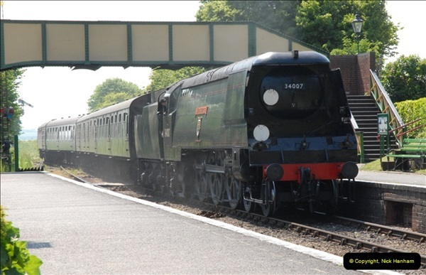 2013-06-06 Mid Hants Railway, Ropley, Hampshire.  (107)