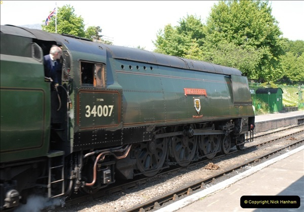 2013-06-06 Mid Hants Railway, Ropley, Hampshire.  (109)