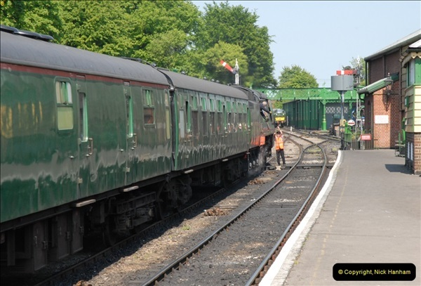 2013-06-06 Mid Hants Railway, Ropley, Hampshire.  (110)