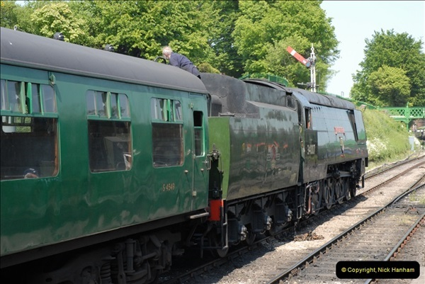 2013-06-06 Mid Hants Railway, Ropley, Hampshire.  (111)