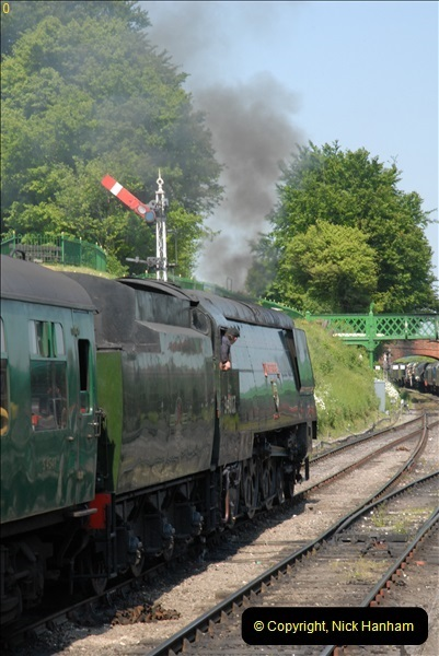 2013-06-06 Mid Hants Railway, Ropley, Hampshire.  (115)