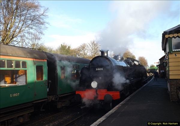 2013-11-22 MidHants Railway.  (3)
