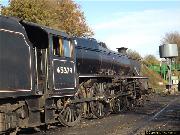 2013-11-22 MidHants Railway.  (31)