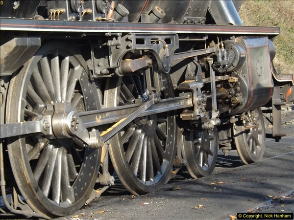 2013-11-22 MidHants Railway.  (32)