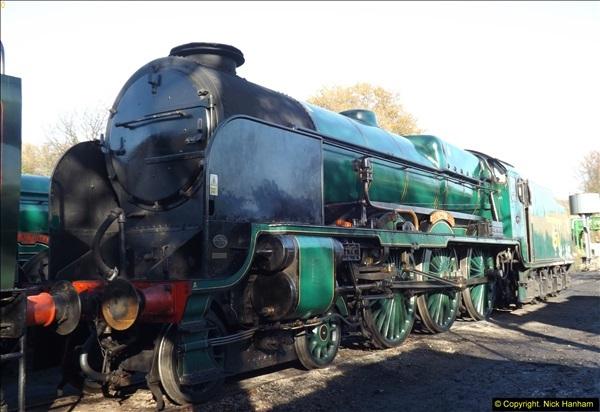 2013-11-22 MidHants Railway.  (41)