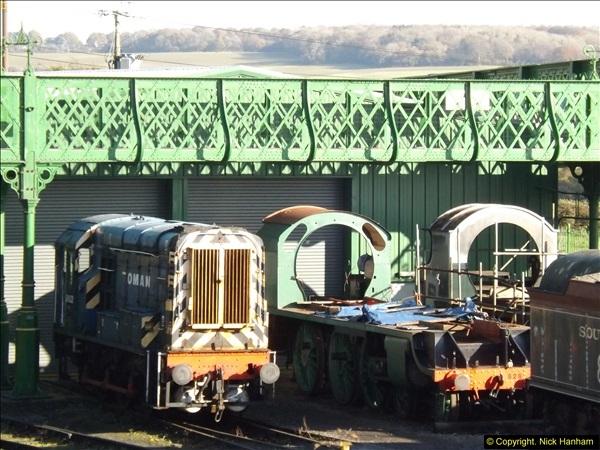 2013-11-22 MidHants Railway.  (49)
