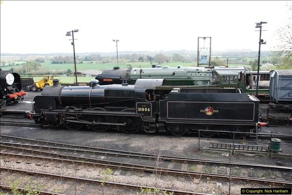 2014-04-10 Mid Hants Railway.  (5)
