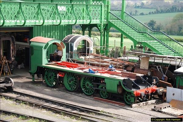 2014-04-10 Mid Hants Railway.  (10)