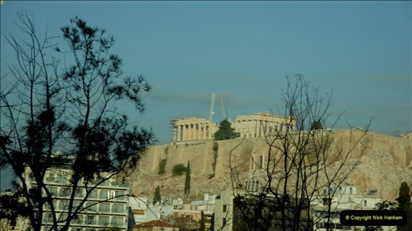 2011-11-01 The Parthenon, Acropolis, Athens.  (2)002