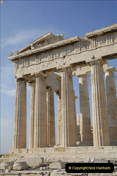 2011-11-01 The Parthenon, Acropolis, Athens.  (55)055