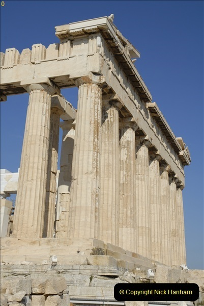 2011-11-01 The Parthenon, Acropolis, Athens.  (64)064