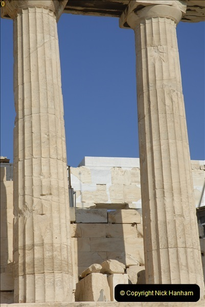2011-11-01 The Parthenon, Acropolis, Athens.  (71)071