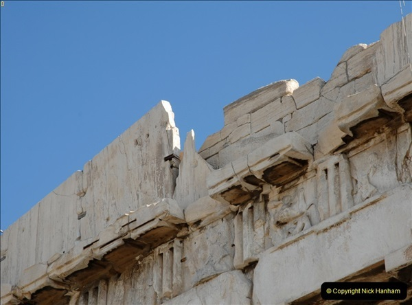 2011-11-01 The Parthenon, Acropolis, Athens.  (82)082